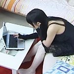 Japanese girls watch bondage porn  exciting japanese girls steal looks at bondage porn on their computer. Horny Japanese girls steal looks at Bondage porn on their computer
